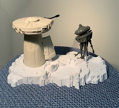 Probot /'Snow/' Display Stand STAND ONLY Vintage Star Wars Kenner