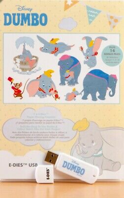 Disney - Dumbo eDies USB