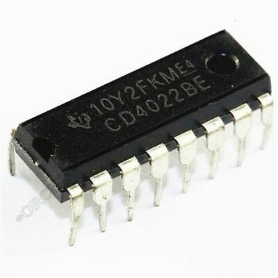 5Pcs CD4536BE Cmos Programable Timer DIP-16 gy