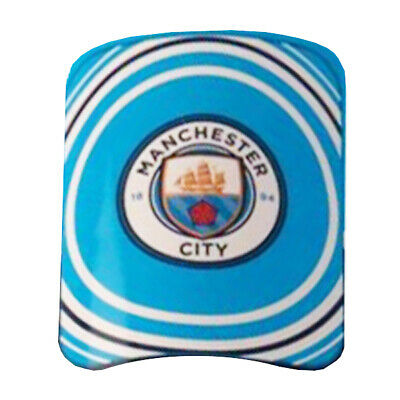 MANCHESTER CITY FLEECE BLANKET OFFICIALLY LICENSED FREE SHIPPING 60' x 50'