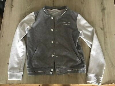 Baseball Style Jacket For Girls , Age 10/12 , By H&M