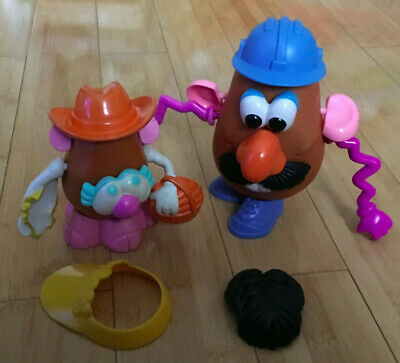 Playskool Mr & Mrs Potato Head Mini Figures