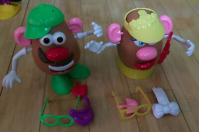 Playskool Mr & Mrs Potato Head Learning Toy