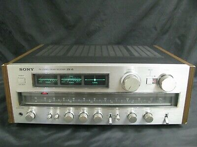 Vintage Sony Str-V5 Monster Stereo Receiver - Serviced
