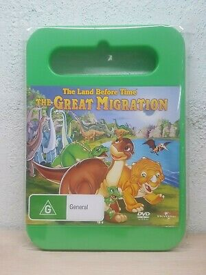 The Land Before Time DVD - The Great Migration : Volume 10 - Kids Classic