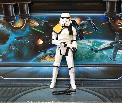 Star Wars Figure 2018 Solo Collection Stormtrooper Squad Leader (Mimban)