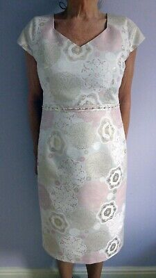 """""""Lizabella"""", Mother Of The Bride, Two Piece Wedding Outfit, Pink, Size 12"""