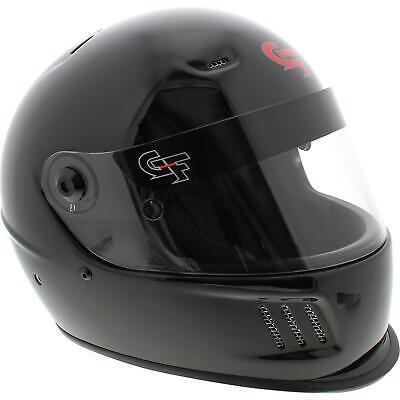 G-Force 3415MEDMB Rift Helmet Matte Black, Size Medium