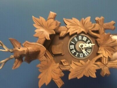 Black Forest couco clock