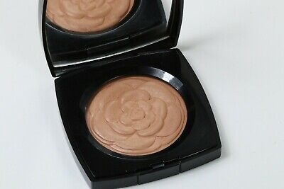 Chanel Lumiere D'ete Illuminating Powder Limited Edition Swatched Twice W/O Box!