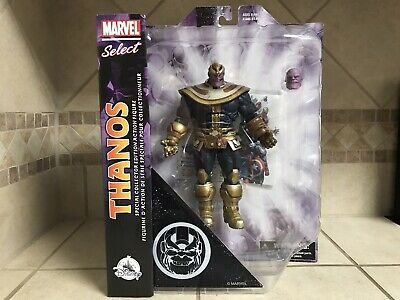 Marvel Select Disney Store Exclusive Thanos Sealed