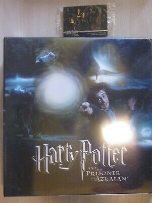 Tradingcard Album - Harry Potter - Prisoner of Azkaban (Update Version) - Artbox