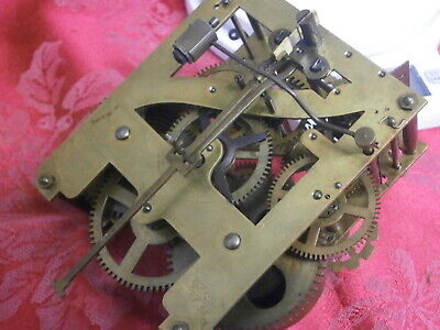 KIENZLE Wall Clock MOVEMENT for a 43cm Pendulum German vienna spring parts spare