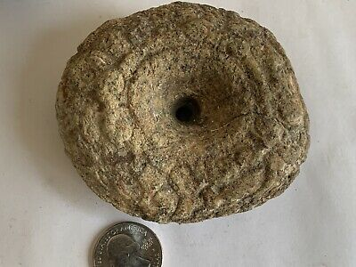 Pre-Columbian carved   Mayan stone
