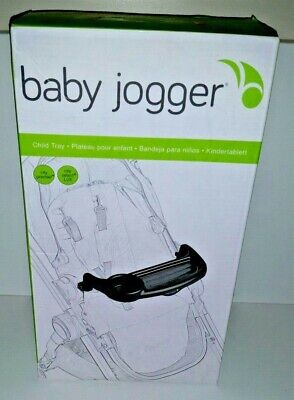 NEW Baby Jogger Child Tray City Premier And City Select LUX Stroller Black