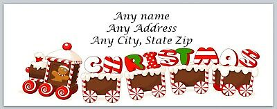 Personalized Address labels Gift Boxes Christmas Buy 3 get 1 free ac 230