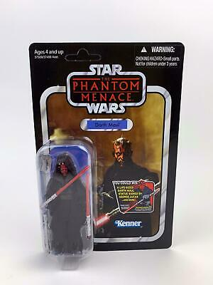 Star Wars Vintage Collection (TVC) Phantom Menace Darth Maul VC86 - UNPUNCHED