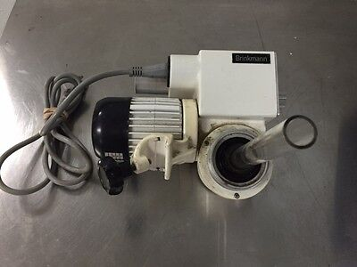 Brinkmann Buchi Rotavapor R Lab Bath Rotary Evaporator KRvr 65/45 - POWERS ON