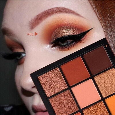 2019 Eyeshadow Palette Beauty Makeup Shimmer Matte Gift Eye Shadow 9 Colors in 1