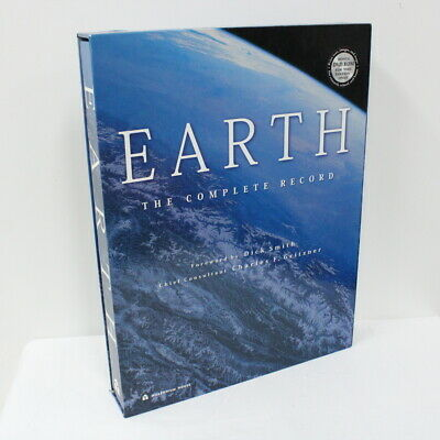 Earth The Complete Record Colour Photos and Maps Hardcover #305