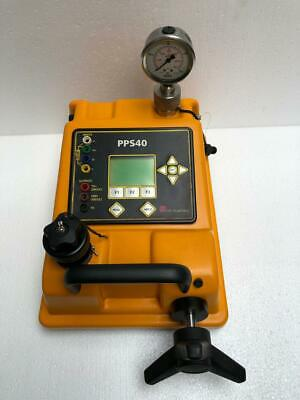 Budenberg Pps40 Portable Multifunction Pressure Calibrator 400 Bar(For Parts)Uu