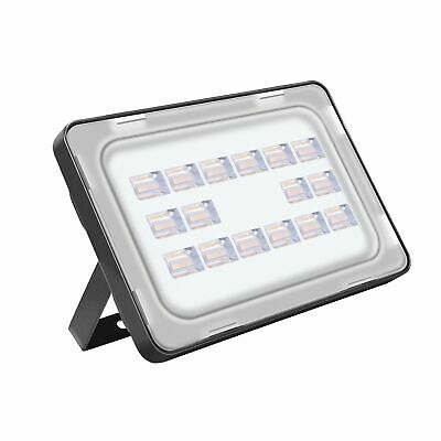 Viugreum 50W LED Outdoor Flood Lights, Thinner and Lighter Design, Waterproof...