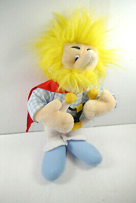 Asterix & Obelix Troubadix Stuffed Toy Plush Mühleck Gmbh ca.41cm (K78)