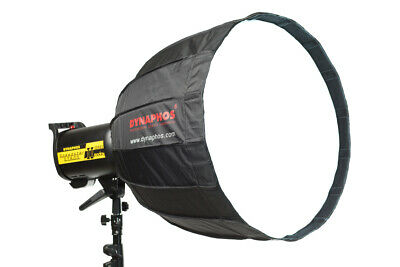 Portable deep parabolic softbox 50 cm - Europe stock / Free delivery