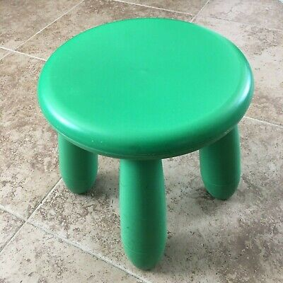 Magnificent Ikea Stool Children Kids Seat Indoor Outdoor Green Pink Onthecornerstone Fun Painted Chair Ideas Images Onthecornerstoneorg