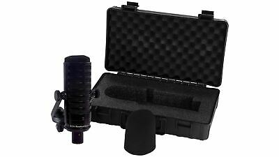 Open Box MXL BCD-1 Midnight Special Edition Microphone BCD1 Dynamic Broadcast