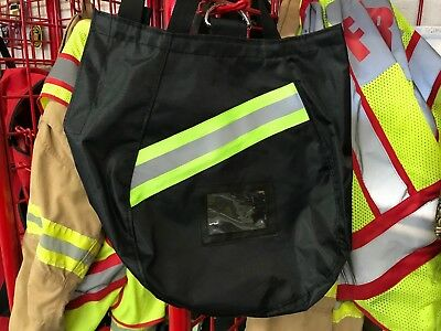 Lot of 20,SCBA Mask Bag, 2019 Deluxe, Black,Firefighter, ISI, EMT,Fire