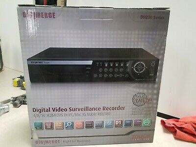 SEALED BOX Digimerge DH230 Series Security System DVR NEW