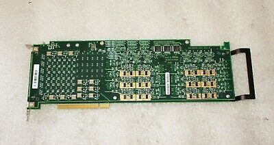 Dialogic D/120JCT-LS PCI 6 Port Analog Voice Interface Board 04-5494-001