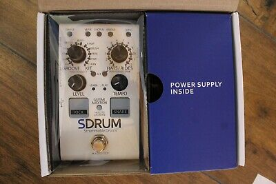 DigiTech SDRUM Strummable Drums by HARMAN DIGSDRUM-V-04   ~ open box new
