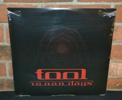 TOOL - 10,000 Days, Limited Import 2LP COLORED VINYL New & Sealed!