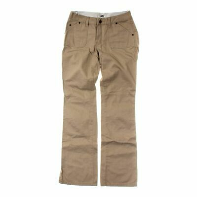 Old Navy Girls Pants size JR 1,  beige,  cotton