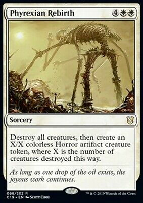 Mental Mistep *MRM* FRENCH Faux-pas Mental MTG New Phyrexia