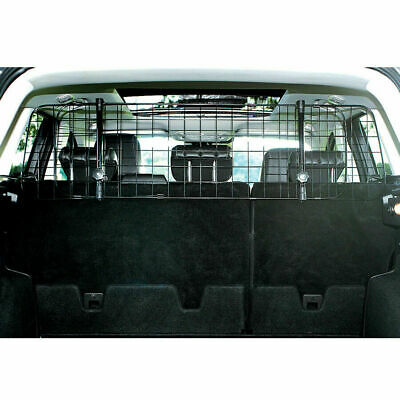 SS5259 Universal Dog Guard Car Headrest Mesh Grill Pet Safety Adjustable Barrier