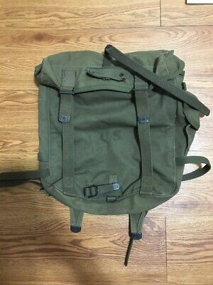 WW2 WWII M1945 M-1944 M1944 Field Combat Pack dated 1945