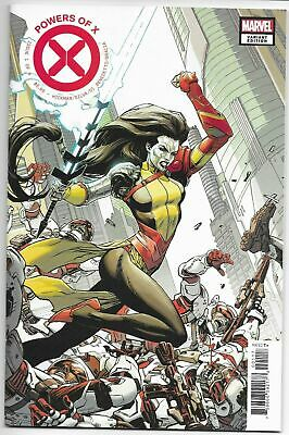 Powers Of X #1 Dustin Weaver Variant Edition #1 1St Print Unread Nm 2019 Hickman