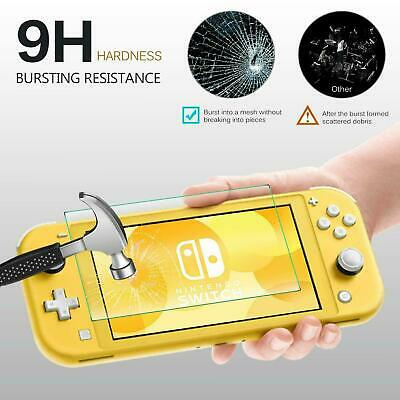 Nuglas Tempered Glass Screen Protector Cover Nintendo Switch Lite SCRATCH PROOF