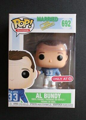 Funko Pop! Al Bundy #692 Television Married with Children Target Excl.