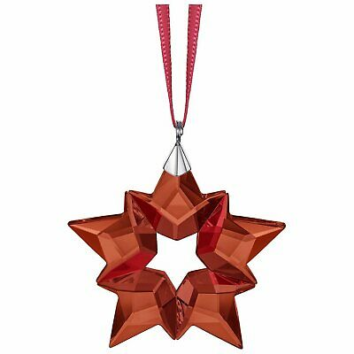 Swarovski  HOLIDAY ORNAMENT SMALL RED 5524180 New 2019