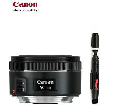 NEW ~ Canon EF 50mm f/1.8 STM Lens 0570C005AA