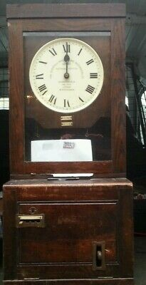 Antique gledhill brook clock for restoration.
