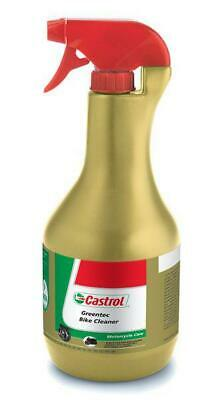 Lubricants And Refiners Castrol Moto Greentec Bike Cleaner 1L