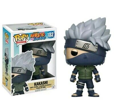 Funko Pop! Animation: #182 Naruto - Kakashi  -  Brand New!