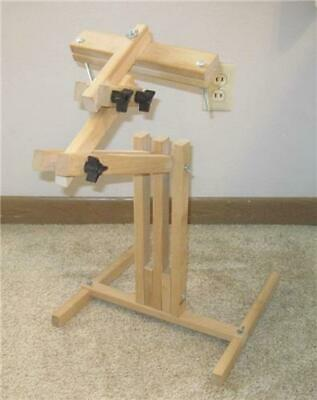 Craft Stand Universal Edmunds Model Needlecraft Crafts Adjustable Needlepoint