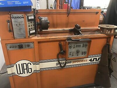 Gleason Crankshaft Welder