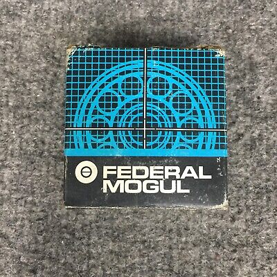 Federal Mogul Bower BCA NPS 100 RPC Bearing Insert NPS100RPC for sale online